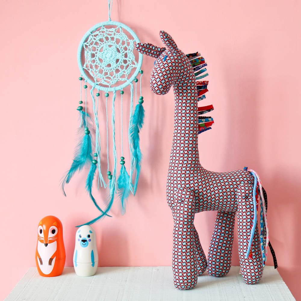 girafe petit pan
