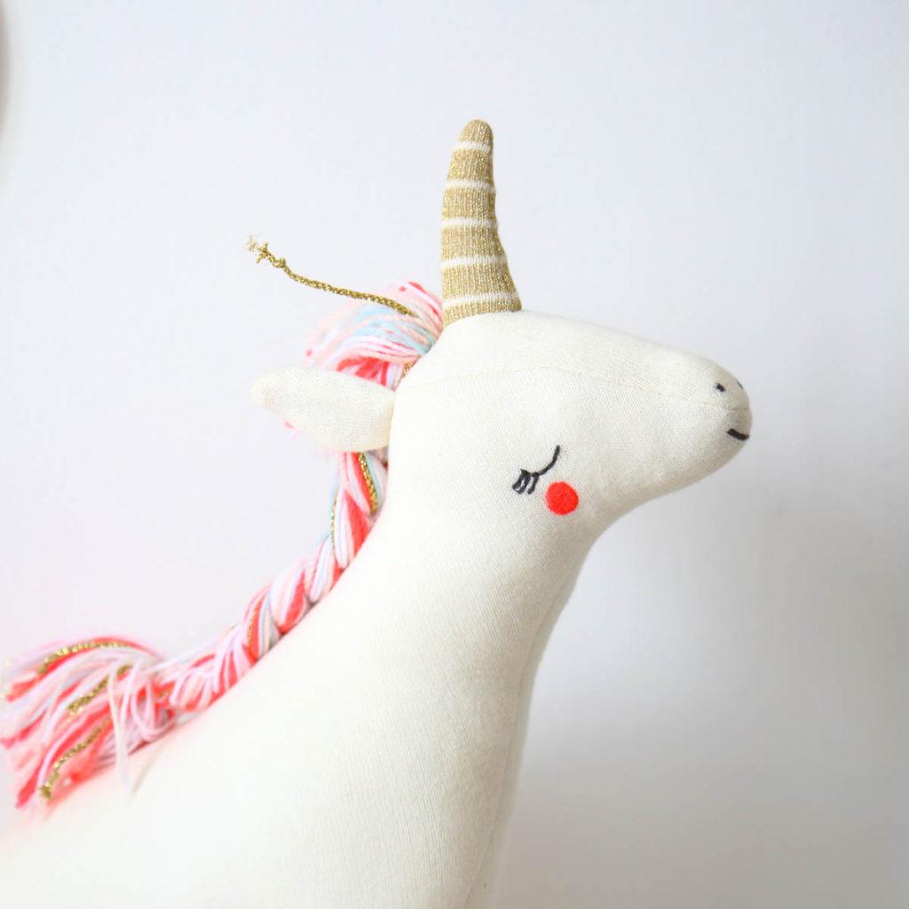 licorne tricot