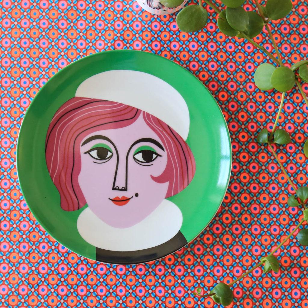assiette céramique Ingela P Arrhenius omm design