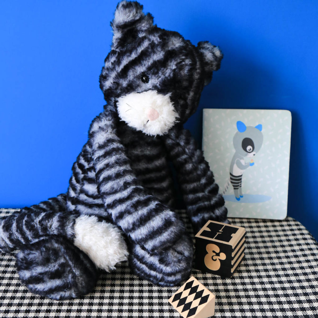 peluche chat jellycat