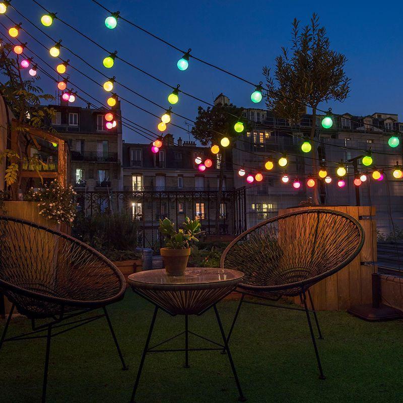 Comment décorer sa terrasse pour profiter pleinement des beaux jours? - Le  blog de l'Arbre aux Souhaits